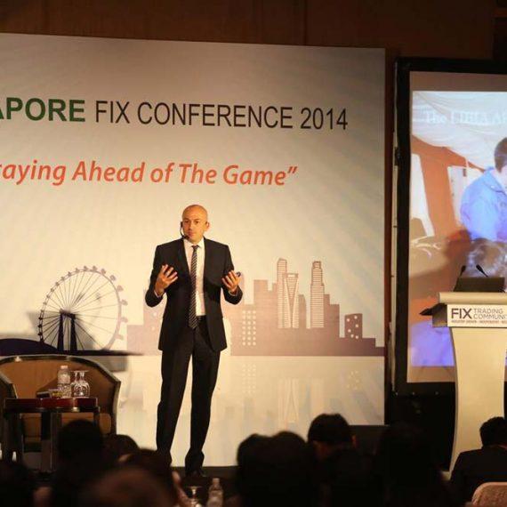 Singapore FIX Conference – 18.9.2014