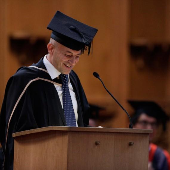 TRIUM Global Executive MBA Class 2015 Graduation – Class Rep Final Speech – London 5.9.2015